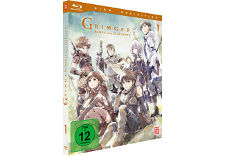 001 - GRIMGAR ASHES & ILLUSIONS - (Blu-ray)