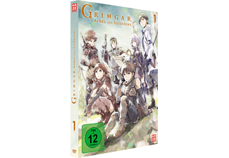 001 - GRIMGAR ASHES & ILLUSIONS - (DVD)