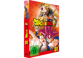 Dragonball Super 1 Arc Kampf Der Götter Dvd Tv Serien Dvd