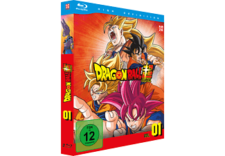 Dragonball Super - 1. Arc: Kampf der Götter - (Blu-ray)