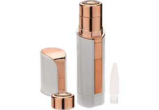 MEDIASHOP Roxy Pocket Shaver - Trimmer (Weiss/Rosegold)
