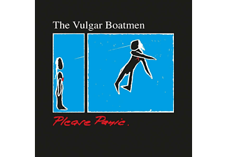 Vulgar Boatmen - PLEASE PANIC - (Vinyl)