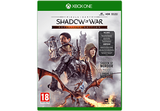 Middle-earth: Shadow of War Definitive Edition NL/FR Xbox One