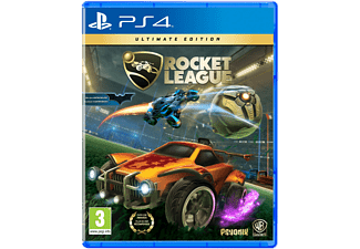 Rocket League Ultimate Edition FR/NL PS4
