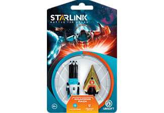 Juguete modular - Starlink Battle For Atlas, Pack De Armas Hail Storm + Meteor
