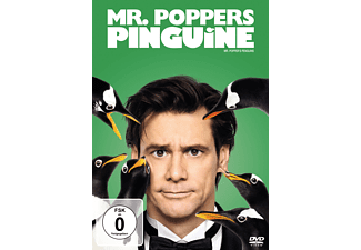 Mr. Poppers Pinguine - (DVD)