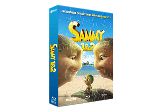 Sammy 1+2 - 3D Blu-ray