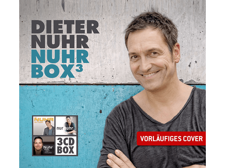 Dieter Nuhr: Box 3 - (CD)