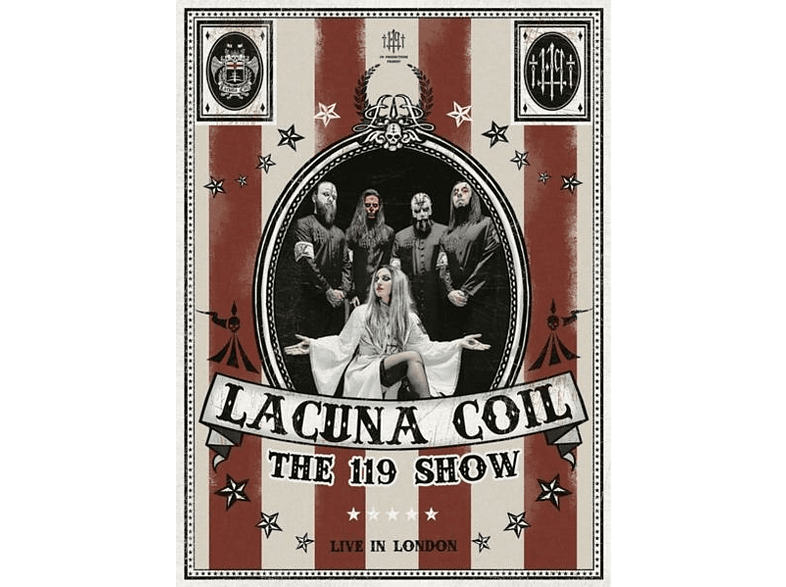Lacuna Coil - THE 119 SHOW - LIVE IN LONDON [Blu-ray]