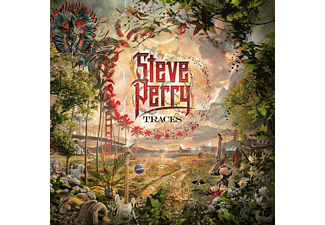 Steve Perry - Traces - (CD)