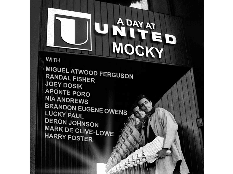 Mocky - A Day At United [LP + Download]