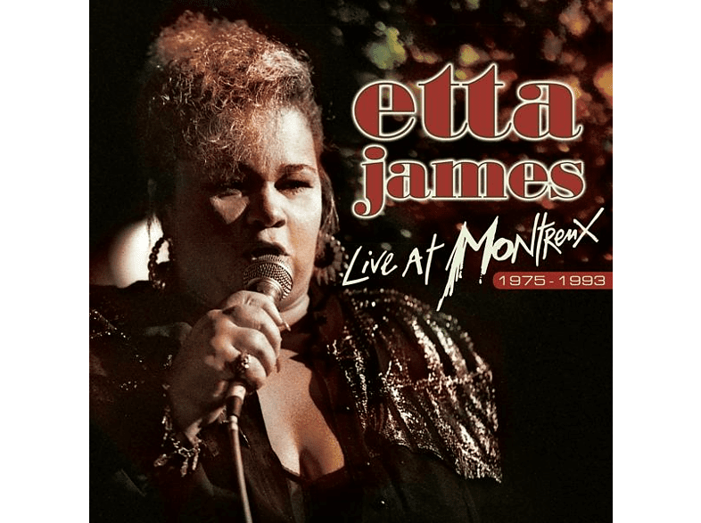 James Etta - Live At Montreucx 93 (Limited Vinyl Edition) [Vinyl]