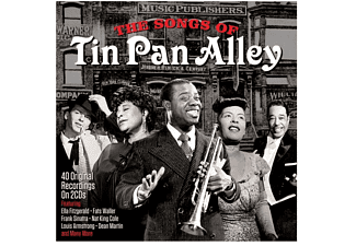VARIOUS - Songs From Tin Pan Alley - (CD)