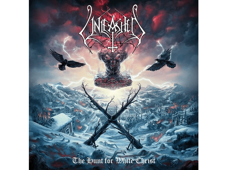 Unleashed - The Hunt For White Christ [Vinyl]