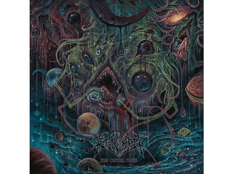 Revocation - The Outer Ones [Vinyl]