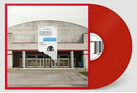 Laura Jane & The D Grace - Bought To Rot (Red LP+MP3) [LP + Download]