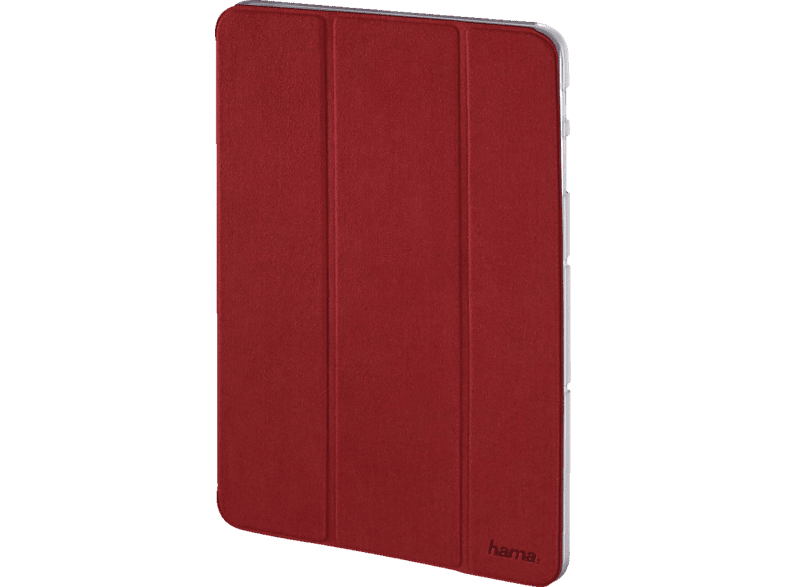 HAMA Suede Style Tablethülle, Bookcover, Rot