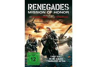 Renegades - Mission of Honor - (DVD)
