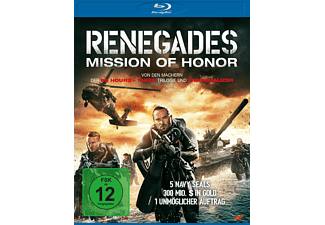 Renegades - Mission of Honor - (Blu-ray)