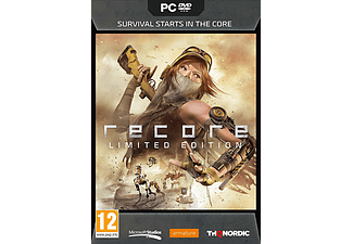 PC - ReCore: Definitive Edition - Limited Edition /F/I