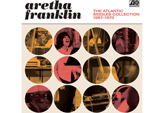 Aretha Franklin - Atlantic Singles Collection CD