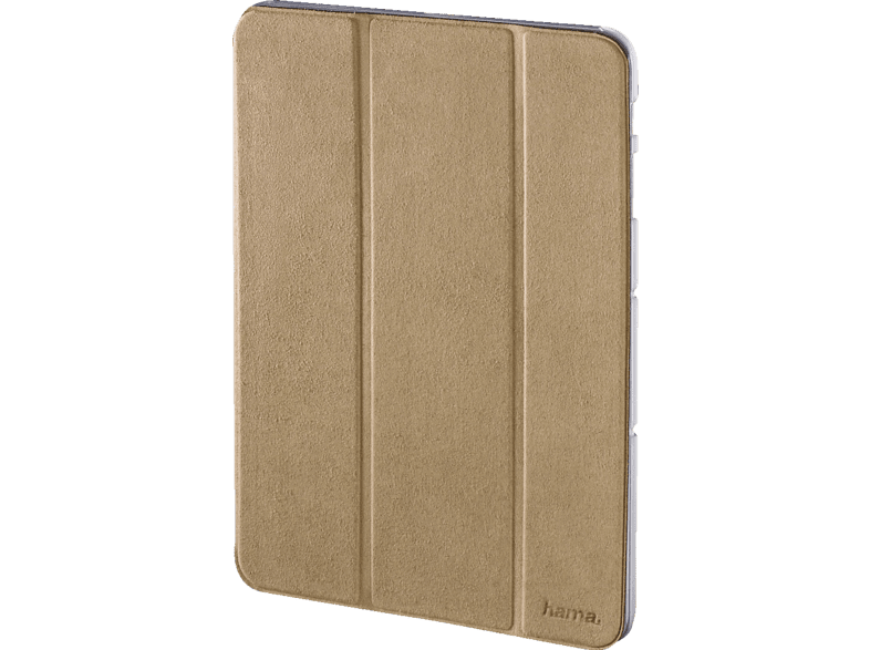 HAMA Suede Style Tablethülle, Bookcover, Beige