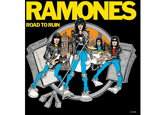 Ramones - Road to Ruin (DLX) CD