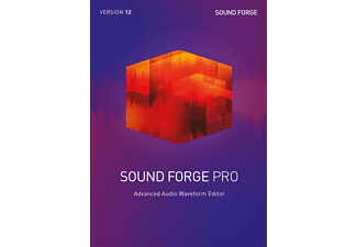 MAGIX Sound Forge Pro 12 Upgrade