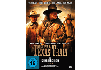 Once Upon A Texas Train - (DVD)