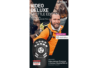 MAGIX Video deluxe Shuttle Edition