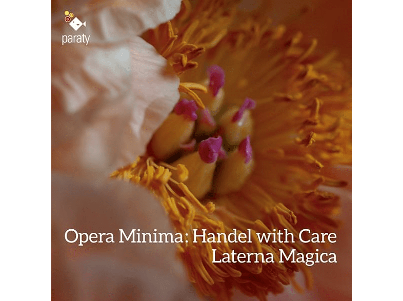 Laterna Magica - Handel With Care [CD]