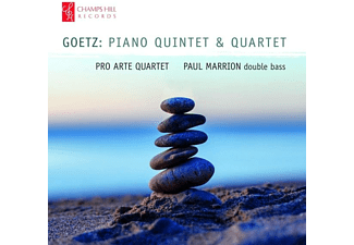 Paul | Pro Arte Quartet Marrion - Klavierquintett op.16/Klavierquartett op.6 - (CD)