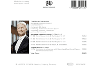 Christoph Ess - The Horn Concertos [CD]