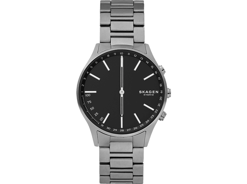 SKAGEN  Holst Smartwatch, Titan, 200 mm, Grau