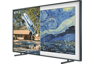 SAMSUNG UE43LS03NAUXZG Lifestyle LED TV (Flat, 43 Zoll/108 cm, UHD 4K, SMART TV)