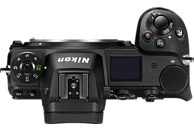 NIKON Z7 Kit Systemkamera 45.7 Millionen Pixel mit Objektiv 24-70 mm 1:4 S, 8 cm Display   Touchscreen, WLAN