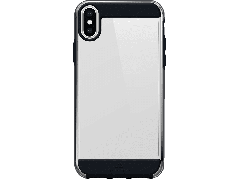 BLACK ROCK Air Robust Backcover Apple iPhone X, iPhone Xs Polycarbonat, Thermoplastisches Polyurethan Dark Navy