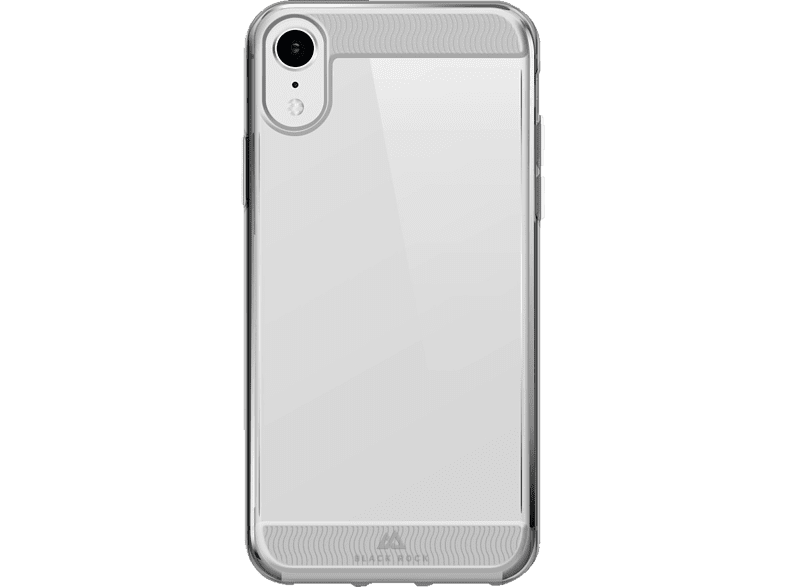 BLACK ROCK Air Robust Backcover Apple iPhone XR  Transparent