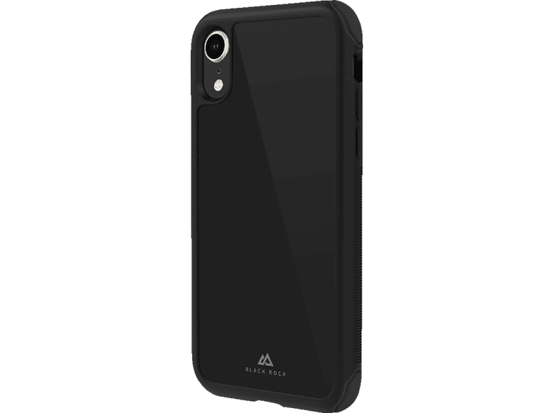 BLACK ROCK  Real Glass Backcover Apple iPhone X, iPhone Xs Schwarz | 04260557040904