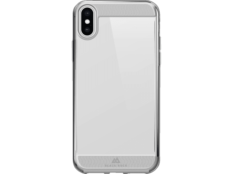 BLACK ROCK Air Robust Backcover Apple iPhone XS Max  Transparent