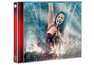 Evanescence - Synthesis Live (Bluray+CD) - (Blu-ray + CD)
