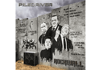 Piledriver - Rockwall - (CD)