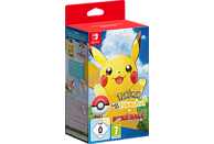 Pokémon: Let's Go, Pikachu! + Pokéball Plus [Nintendo Switch]