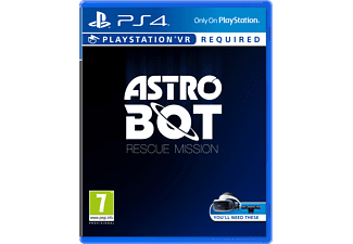 PS4 - Astro Bot: Rescue Mission VR /Multilingual