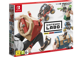 Labo Voertuigpakket - Toy-Con 03 | Nintendo Switch