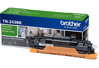 BROTHER TN-243BK Zwart