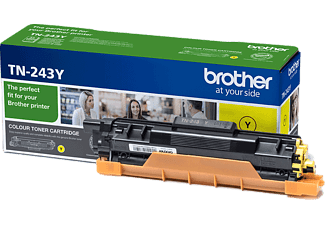 BROTHER TN-243Y Geel