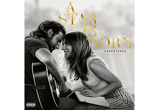 Lady Gaga & Bradley Cooper - A Star Is Born - CD