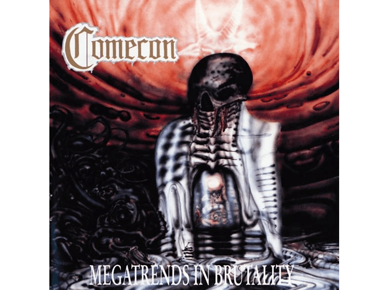 Comecon - Megatrends In Brutality [Vinyl]