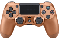 SONY PS4 Wireless Dualshock 4 Controller} Kupferfarben